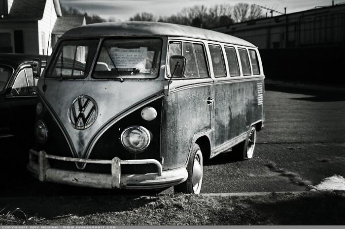 1965 VW Delux