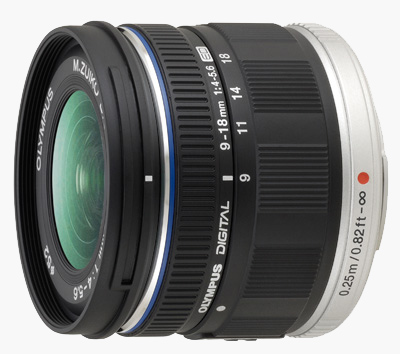 NEW OLYMPUS Micro 4/3 Lenses