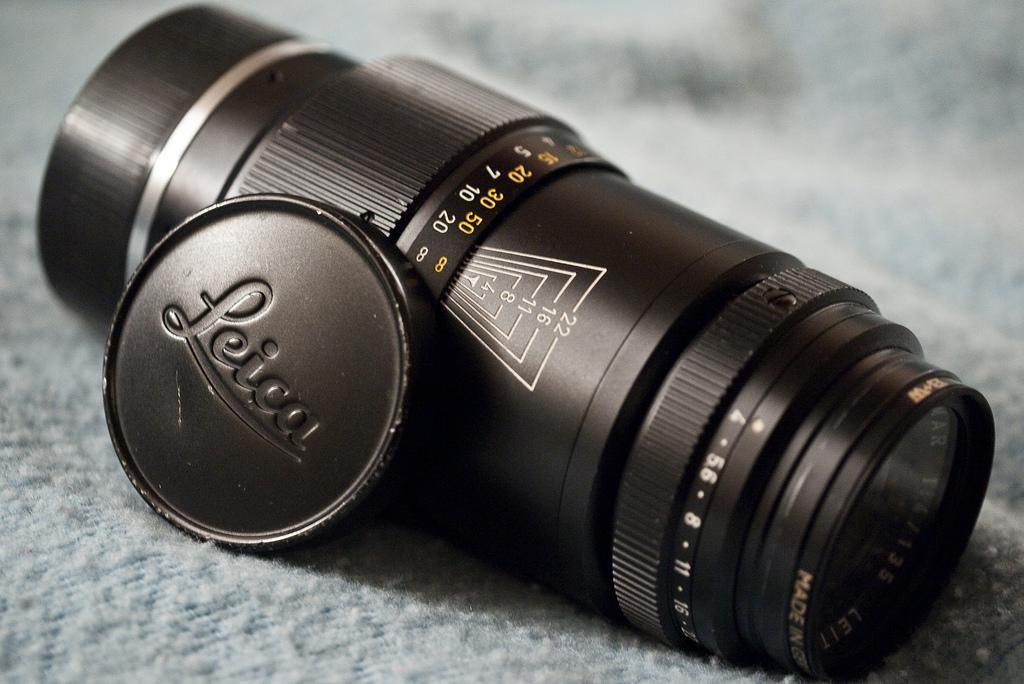 A Lens Reborn? – The Leica 135 mm f/4 Tele-Elmar Review