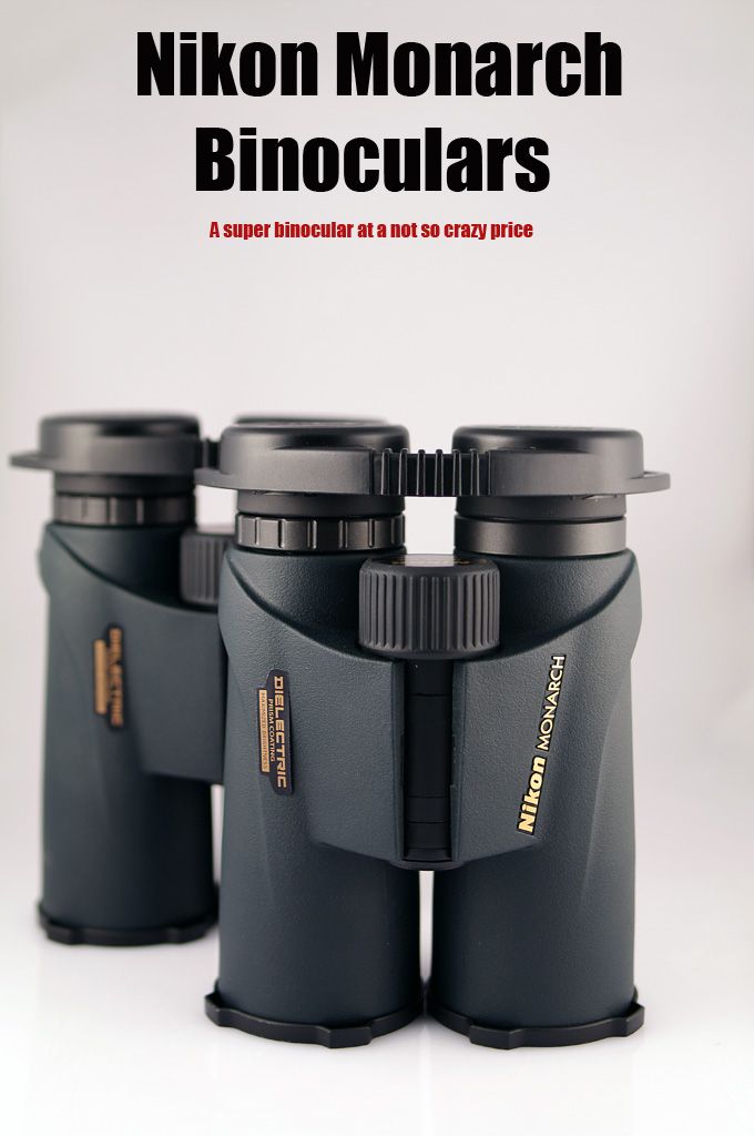 Nikon Monarch ATB 10X42 and 8X42 Binocular Review | Steve