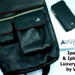 Video Overview: VAJA Ipad 2 Bag and Iphone 4 case..NICE!
