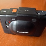 The Olympus XA: The smallest rangefinder camera by Konstantinos Besios