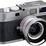 How about a Leica M9-P Hammertone Edition? More new cameras coming....