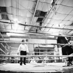 Dark, Gritty, Noisy. Sometimes it works. Teen boxing at the AZ State Fair and the Olympus E-P3