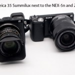 ISO WARS: Sony NEX-7 vs SONY NEX-5n - Full test with crops