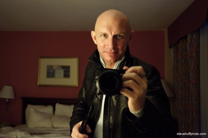 Sony NEX-7 with Zeiss 24 1.8 Self Portrait - stevehuffphoto.com