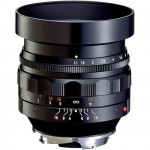 Hot lens IN STOCK NOW - The Voigtlander 50 1.1 Nokton M mount AND GXR A12 M Mount!