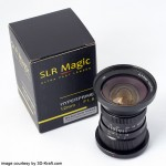 PRESS RELEASE: SLR Magic 12mm  Hyperprime Released