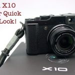 1st Look at the Fuji X10 - Video & 1st Snaps!