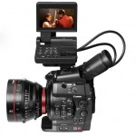 The Canon C300, now THIS looks promising for Digital Video