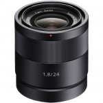 Sony/Zeiss 24 1.8 Lens NOW IN STOCK!