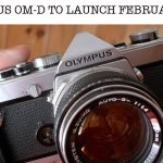 Olympus OM-D to be launched February 8th!