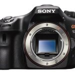 PRESS RELEASE: Sony Releases a new APS-C DSLR, the Alpha a57