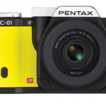 Pentax K-01 in stock now, review in about a week
