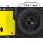 A Quick 1st Look Video - The Pentax K-01