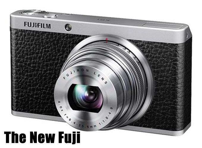 New Fuji Cameras – The X-E1 and a retro compact! Leaked