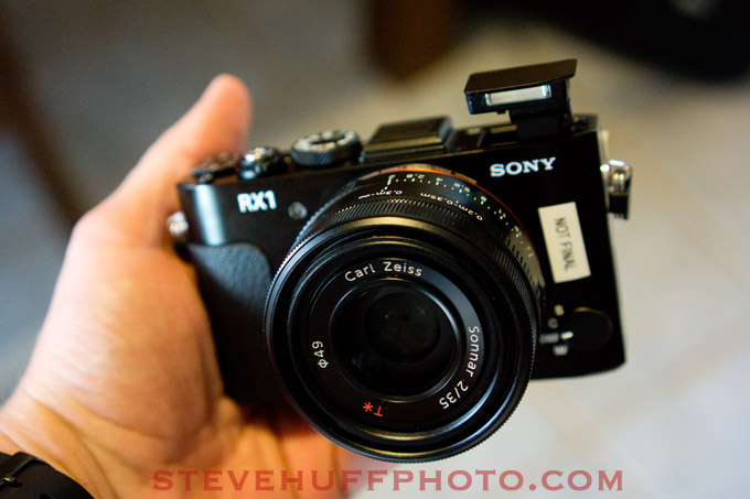 The Sony RX1 Preview – Full frame compact with 35 f/2 Zeiss