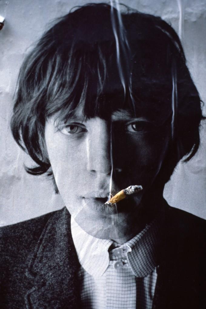 PIC 1 - 1983 - Mick Jagger