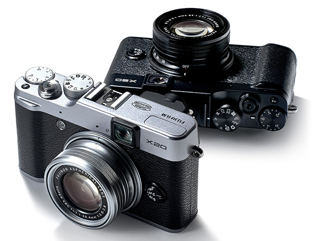 Fuji X20, image via Steve Huff Photo