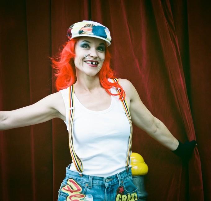 Circus Lady