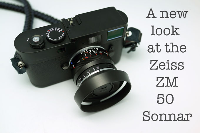Zeiss 50 Sonnar on Leica Monochrom