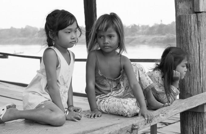 Kampong Tralach village, Cambodia