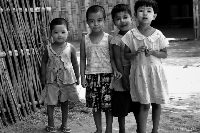 child of nyaung oo