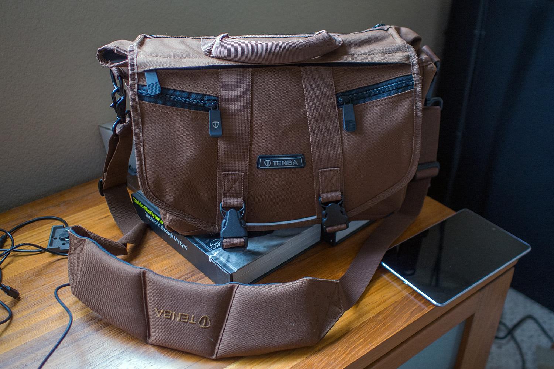 The Tenba Mini Messeger Bag Video Review Steve Huff Photo
