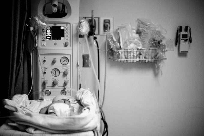 Birth Story with Leica M-7