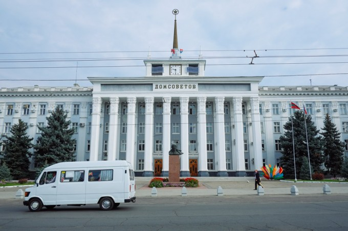 tiraspol transnistria october