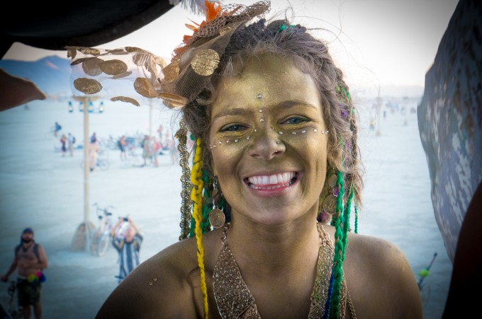 Burning man 18
