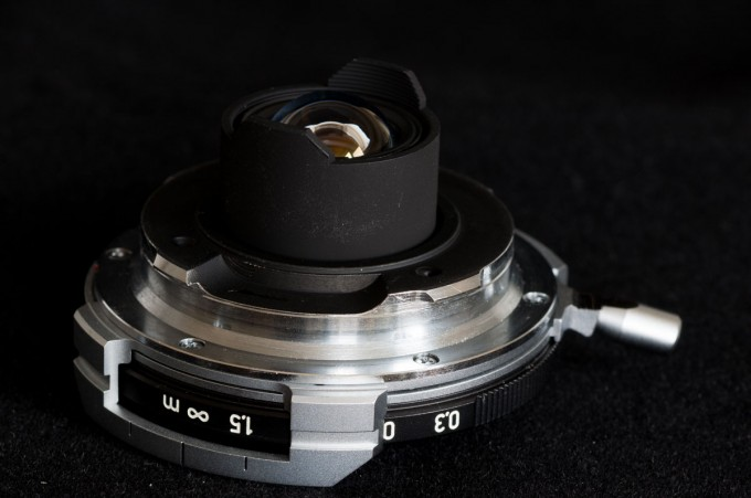 Zeiss Hologon 16mm/f8