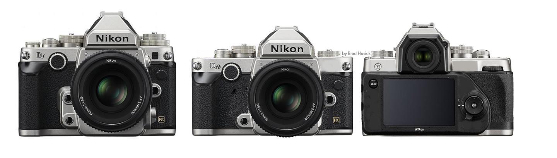 Ten reasons to like the Nikon Df by Steve Huff