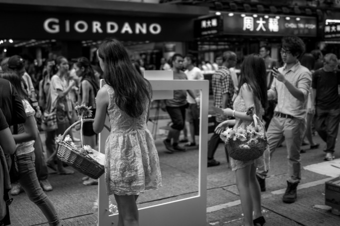 Mongkok Flower Girls