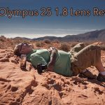 The Olympus 25 1.8 Lens Review on the E-M1