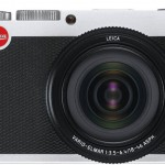 The Leica X-Vario, now available in Silver