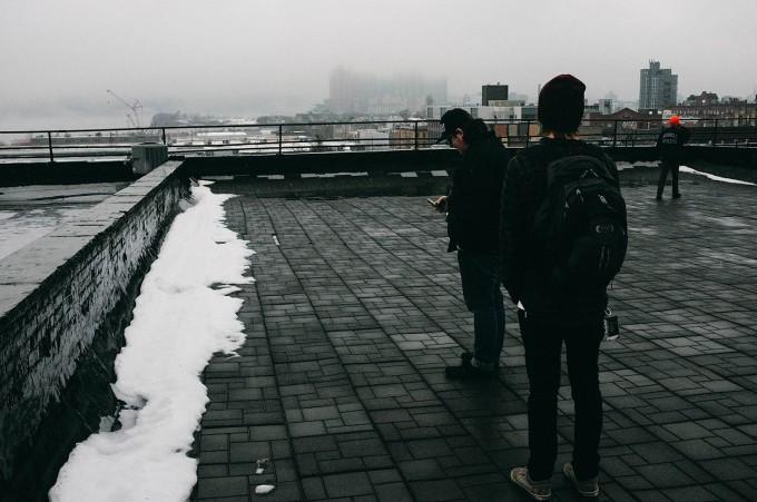 Brookyln NY Fuji