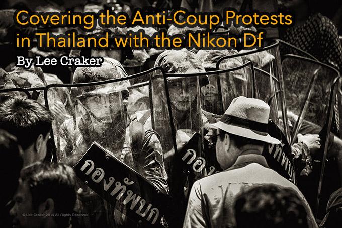 Anti-Coup d'état protest, Bangkok, Thailand