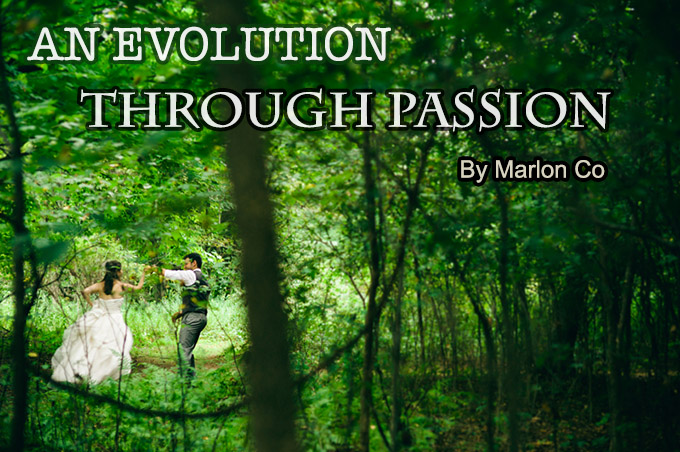 An Evolution Through Passion by Marlon Co