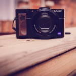 J.B. Camera Designs wooden grip for the Sony RX100 III