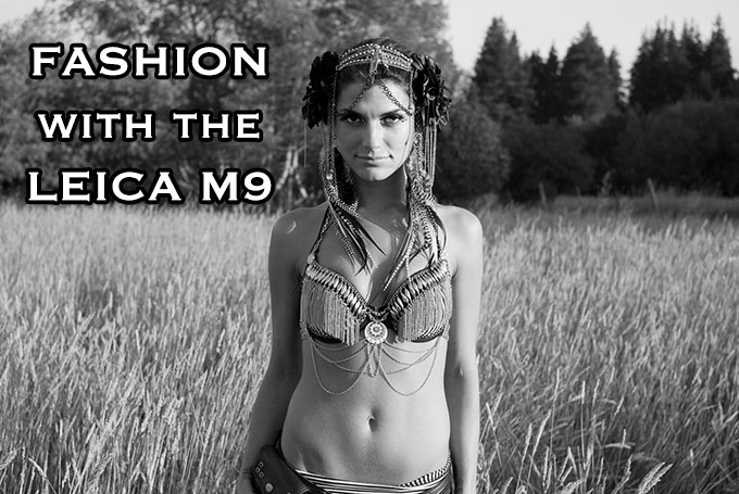 Fashion with the Leica M9 By Logan Norton
