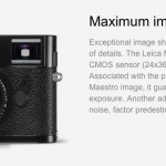 New Digital Leica M-P with new features over M 240