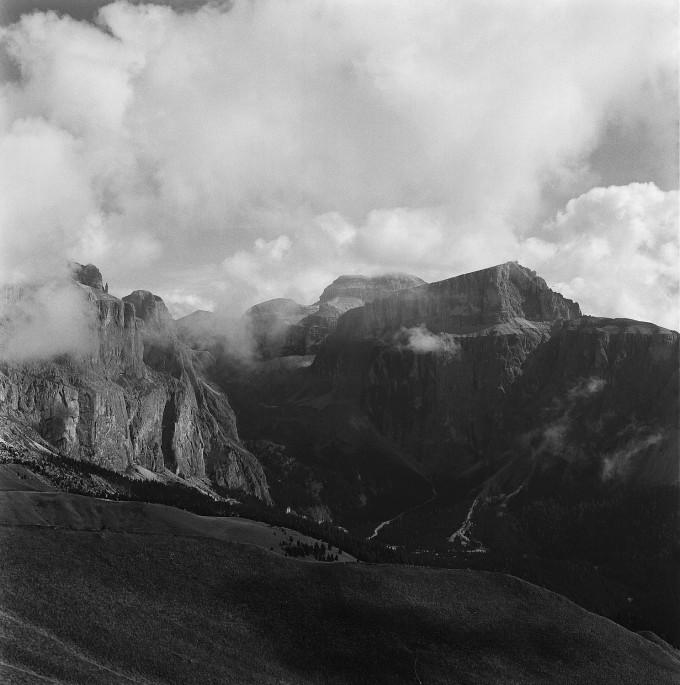 Dolomites - Rolleiflex