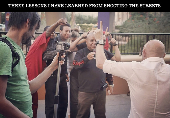 Three lessons I have learned from shooting the streets. By Steve Huff
