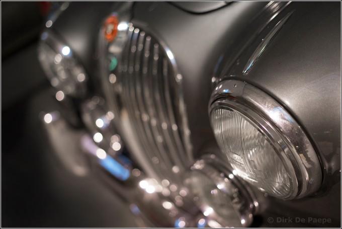 04. Jaguar headlight