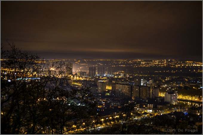 15. Liège by night