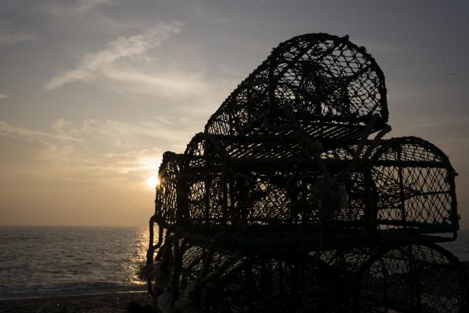 Shot 3 Lobster cages