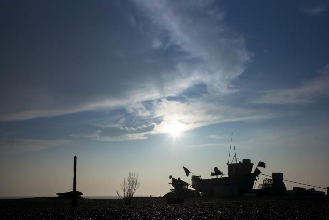 Shot 6 Boat Silhouette
