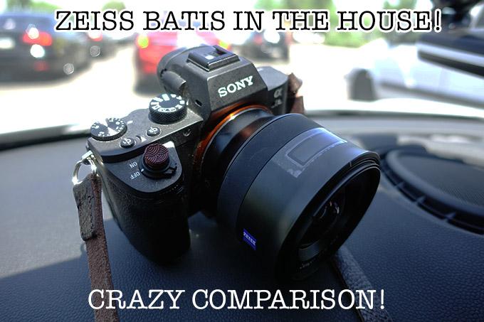 Crazy Comparison! Zeiss Batis 85 f/1.8 vs Mitakon Speedmaster 85 1.2!