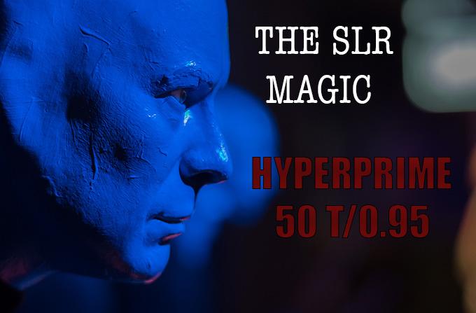 The SLR Magic Hyperprime 50 T 0.95 for Micro 4/3